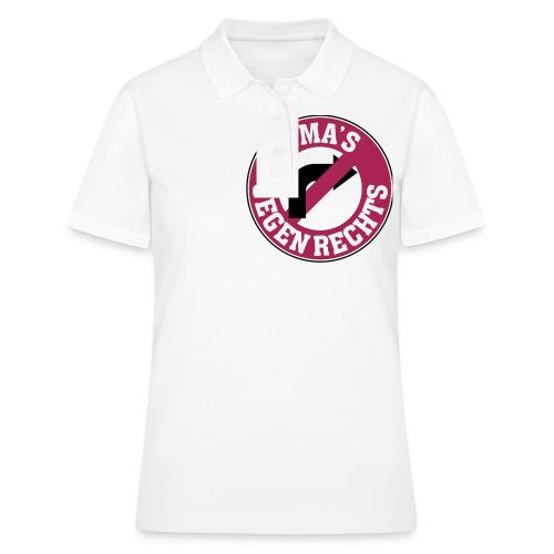 Omas gegen Rechts Abbiegen verboten - Frauen Polo Shirt