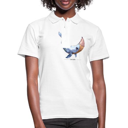 Wal-Stift (Der Holle) - Frauen Polo Shirt