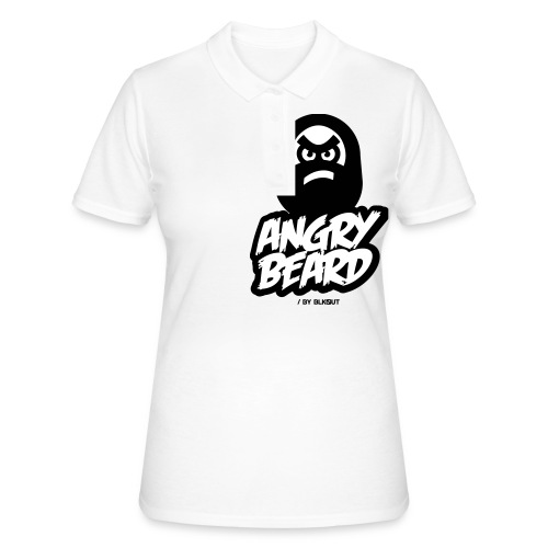ANGRY BEARD - Women's Polo Shirt