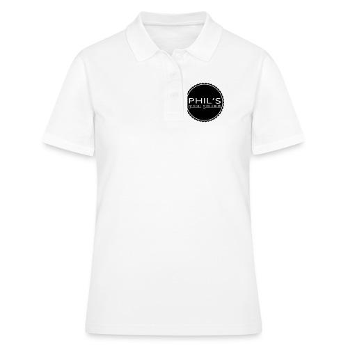 Logo Bench - Frauen Polo Shirt