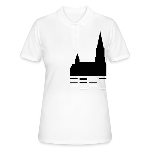 Unser Ulm Logo Black - Frauen Polo Shirt