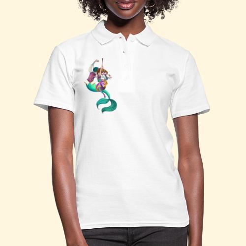 La sirène et la danseuse - Women's Polo Shirt