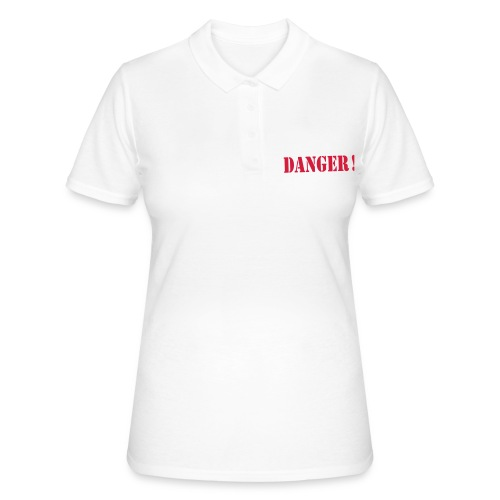 OGM danger ! - Women's Polo Shirt