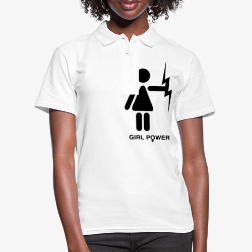 GP - Koszulka polo damska