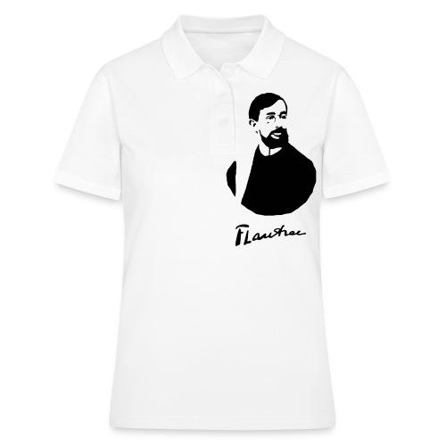 Henri de Toulouse-Lautrec - Women's Polo Shirt
