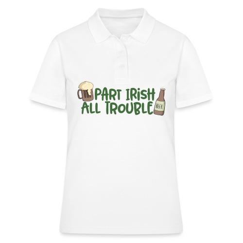 Irischer St. Patrick's Tag - Feiern Bier und Party - Frauen Polo Shirt