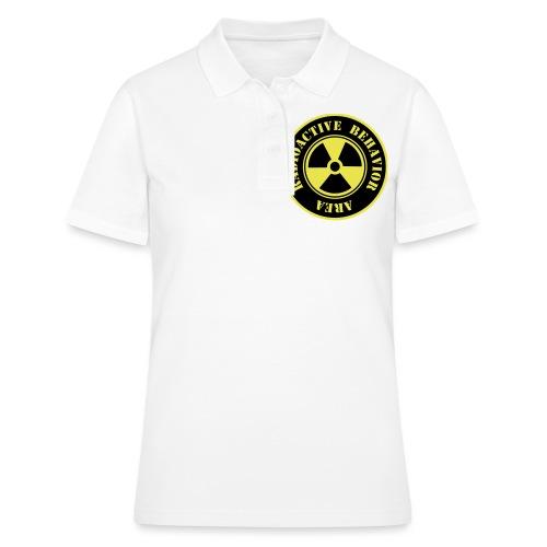 Radioactive Behavior - Women's Polo Shirt