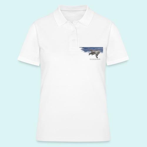 Polar-Blues-SpSh - Women's Polo Shirt