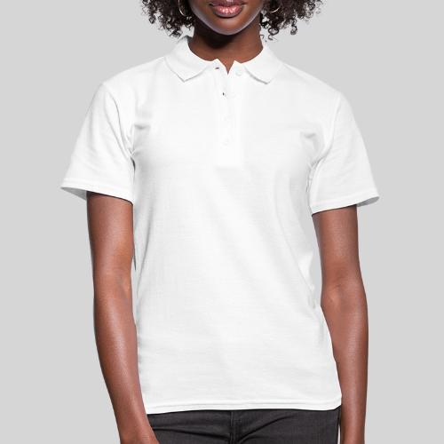 Believe all tings are possible Handwriting - Frauen Polo Shirt