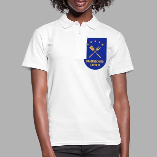 EU Bratenschutz-Experte Dienstabzeichen (blau) - Frauen Polo Shirt