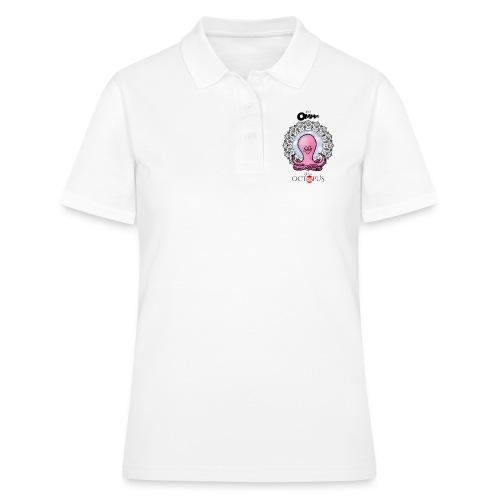 octopus meditation - Women's Polo Shirt
