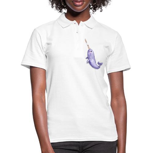 Narwal - Frauen Polo Shirt