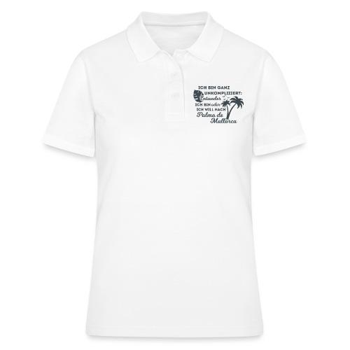 Palma de Mallorca - Geschenk - Geschenkidee - Frauen Polo Shirt