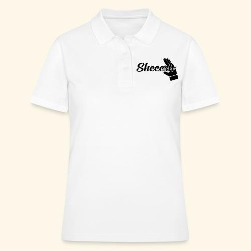 SHEEESH Yeah Cool Swag - Frauen Polo Shirt