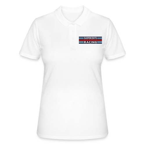 DuePerCento Drink - Women's Polo Shirt