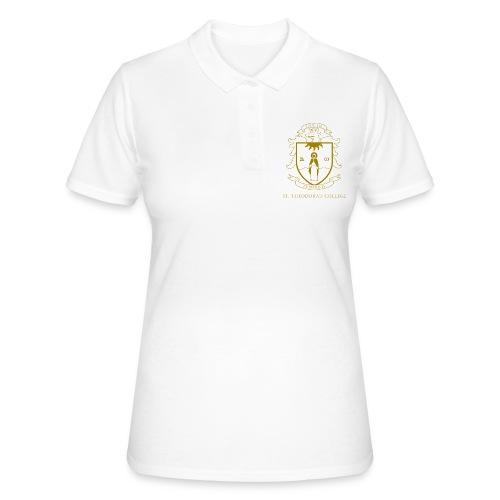 Polo White - Women's Polo Shirt