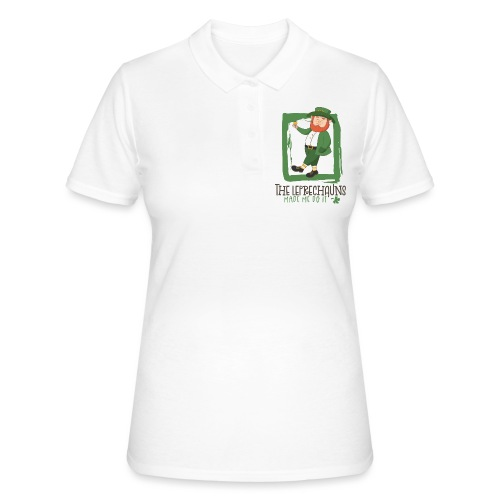 St. Patrick's Day - The goblins are to blame - Women's Polo Shirt