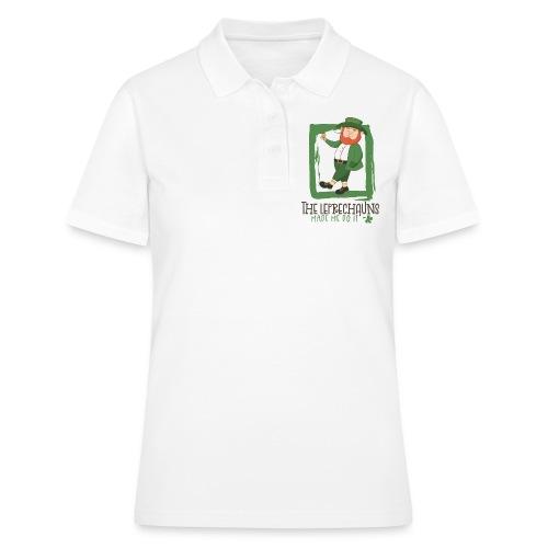 St. Patrick's Day - Die Kobolde sind schuld - Frauen Polo Shirt