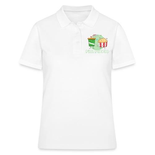Best Buddies - Best Friends Cinema Popcorn Lemonade - Women's Polo Shirt