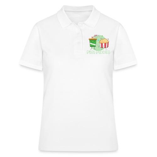 Best Buddies - Beste Freunde Kino Popcorn Limonade - Frauen Polo Shirt