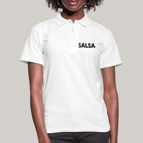 Salsa slice - Frauen Polo Shirt