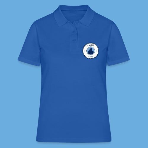 SALTIS FIRE - Women's Polo Shirt