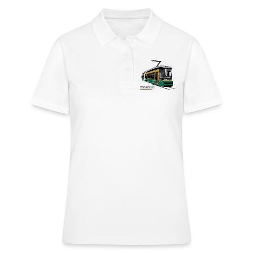 Helsingin Raitiovaunu T-paidat, 154 upeaa tuotetta - Naisten pikeepaita