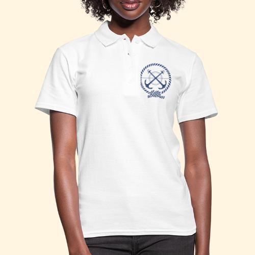 Ancoras - Women's Polo Shirt
