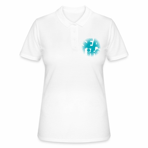 Sealife surfing tees, clothes and gifts FP24R01A - Women's Polo Shirt