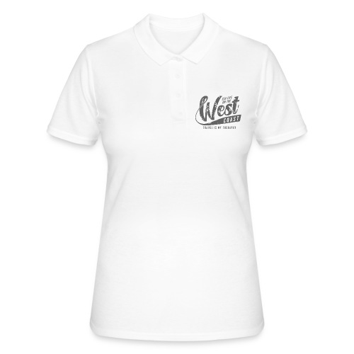 West Coast Sea Surfer Textiles, Gifts, Products - Women's Polo Shirt
