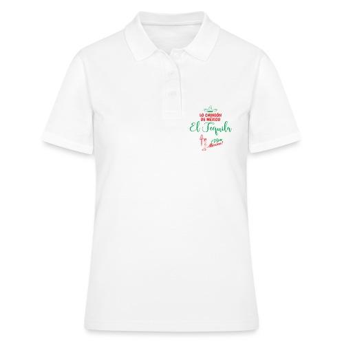 Lo Chingón de México - Women's Polo Shirt