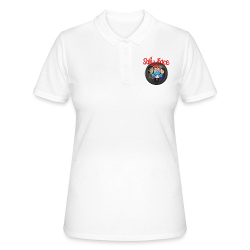Sally Face merch - Women's Polo Shirt