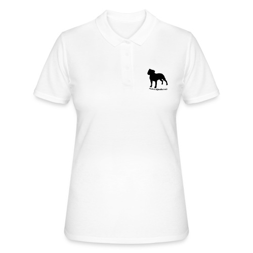 american staffordshire terrier - Polo Femme