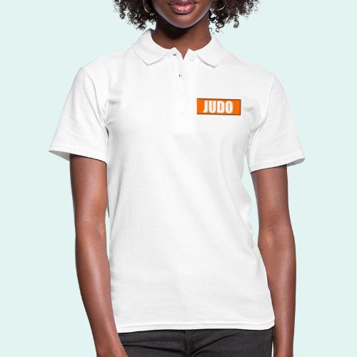 Judo Orange 5. Kyu - Frauen Polo Shirt