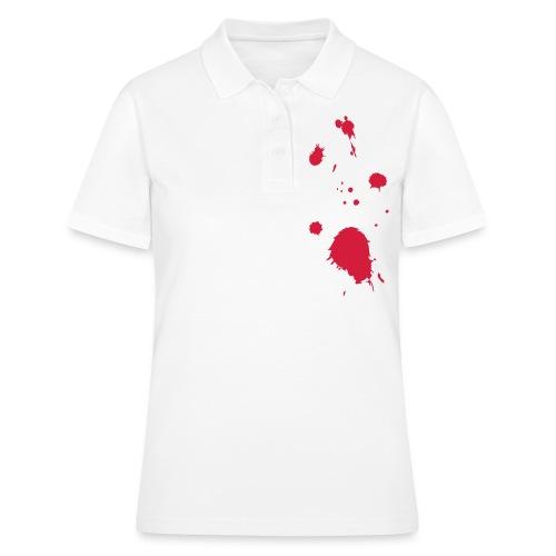 blut - Frauen Polo Shirt