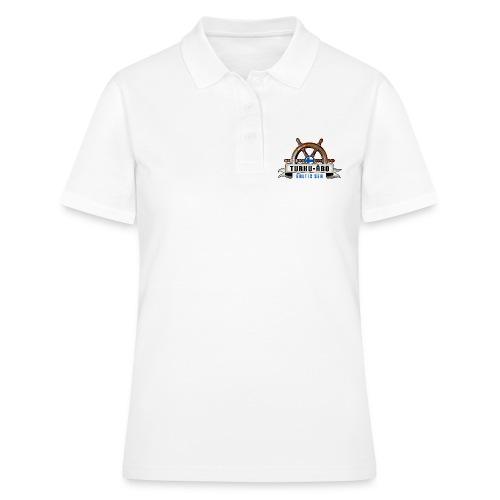 Turku Finland - Merelliset tekstiilit ja lahjat. - Women's Polo Shirt
