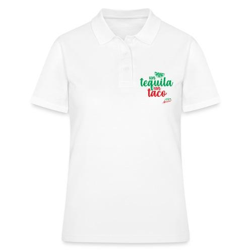 Un Tequila Un Taco - Women's Polo Shirt