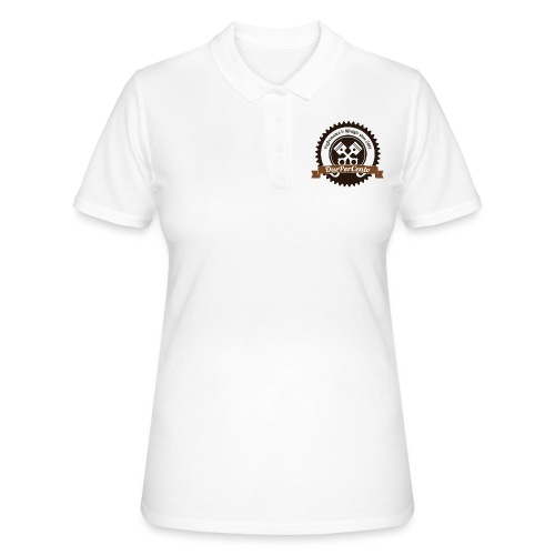 DuePerCento Logo Color - Women's Polo Shirt