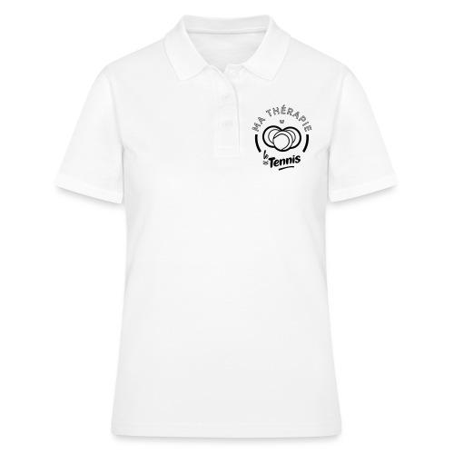 Ma therapie le tennis - Women's Polo Shirt