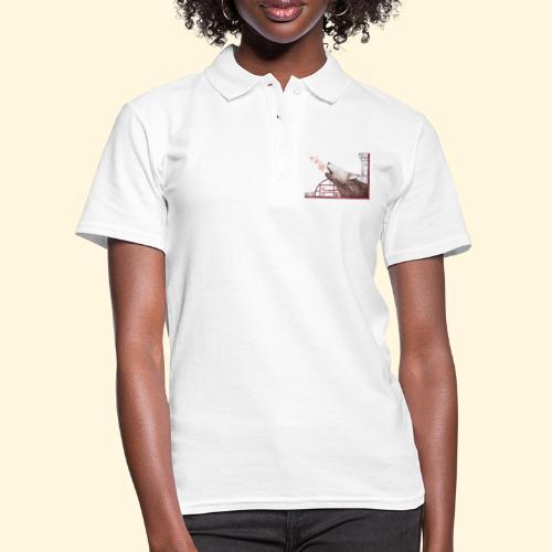 Le chant du loup aux fleurs de cerisier - Women's Polo Shirt