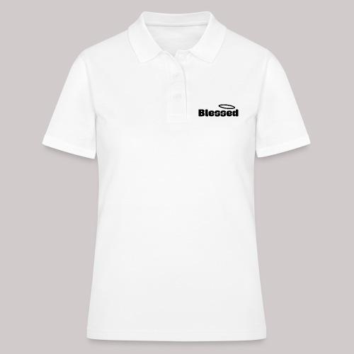 Bendecido NEGRO - Women's Polo Shirt
