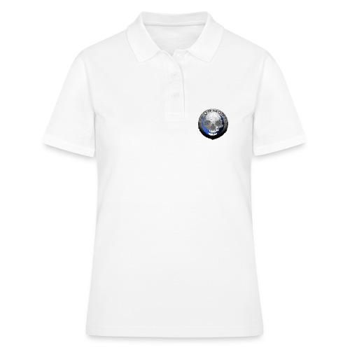 Rigormortiz Blue-Black Design - Women's Polo Shirt