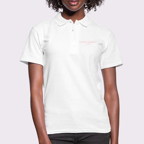 booster.transform zürich - Women's Polo Shirt