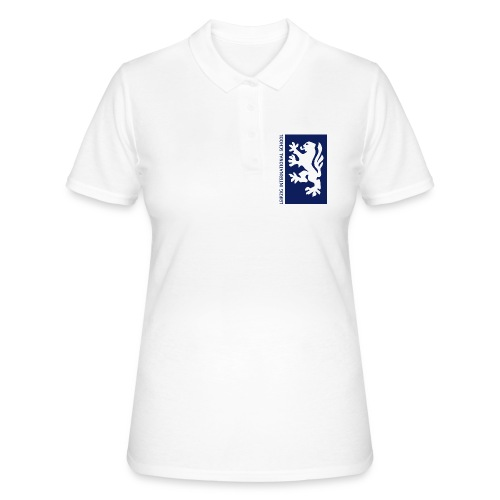 Cropped L LIS Spreadshirt - Women's Polo Shirt