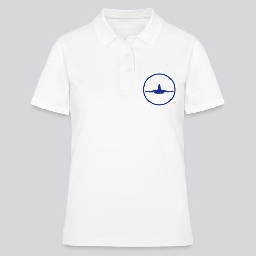 IVAO (Blue Symbol) - Women's Polo Shirt