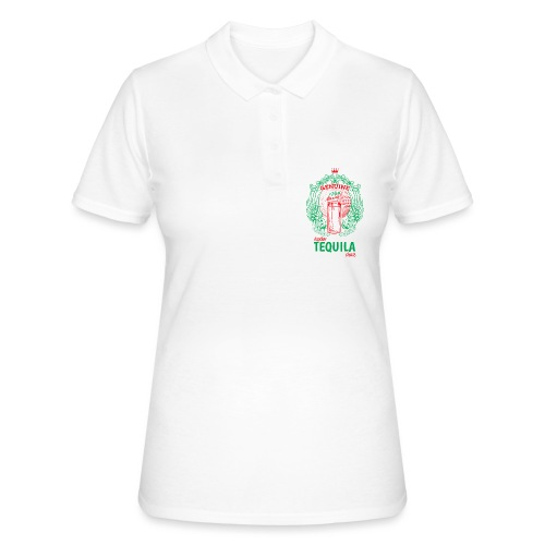 Genuine Tequila - Women's Polo Shirt