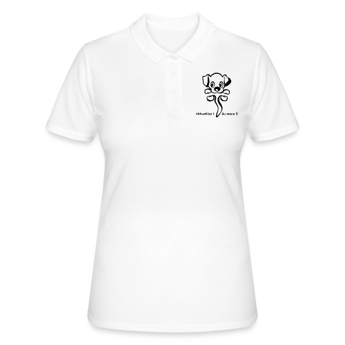 chiot - Polo Femme