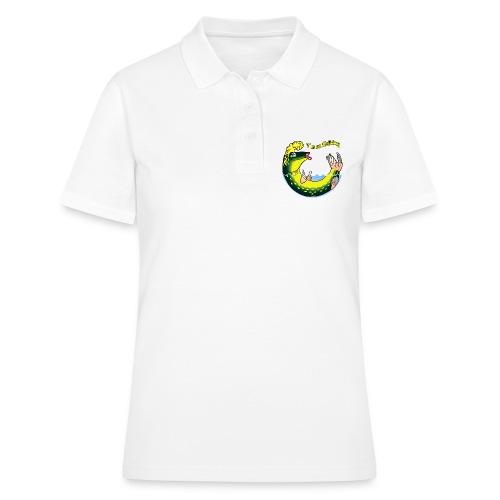 10-39 LADY FISH HOLIDAY - Haukileidi lomailee - Women's Polo Shirt
