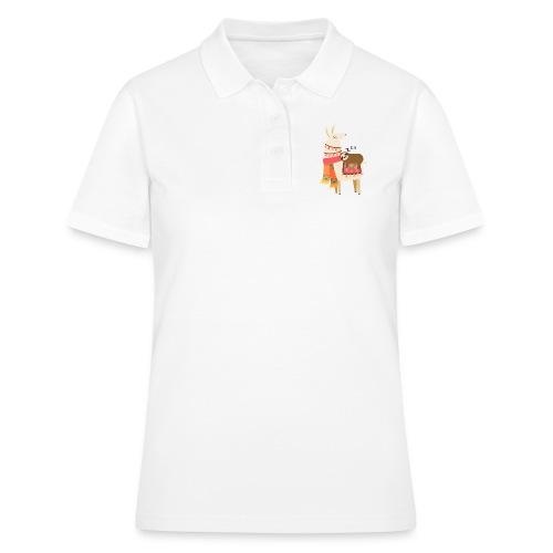 Funny Sloth Quotes - Frauen Polo Shirt