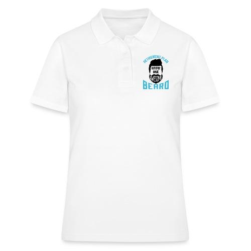 Retirement Plan Grow One Awesome Beard - Frauen Polo Shirt
